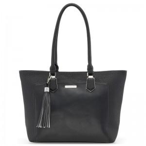 Dámská kabelka Tamaris Elsa Shopping Bag - černá