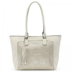 Dámská kabelka Tamaris Elsa Shopping Bag - béžová