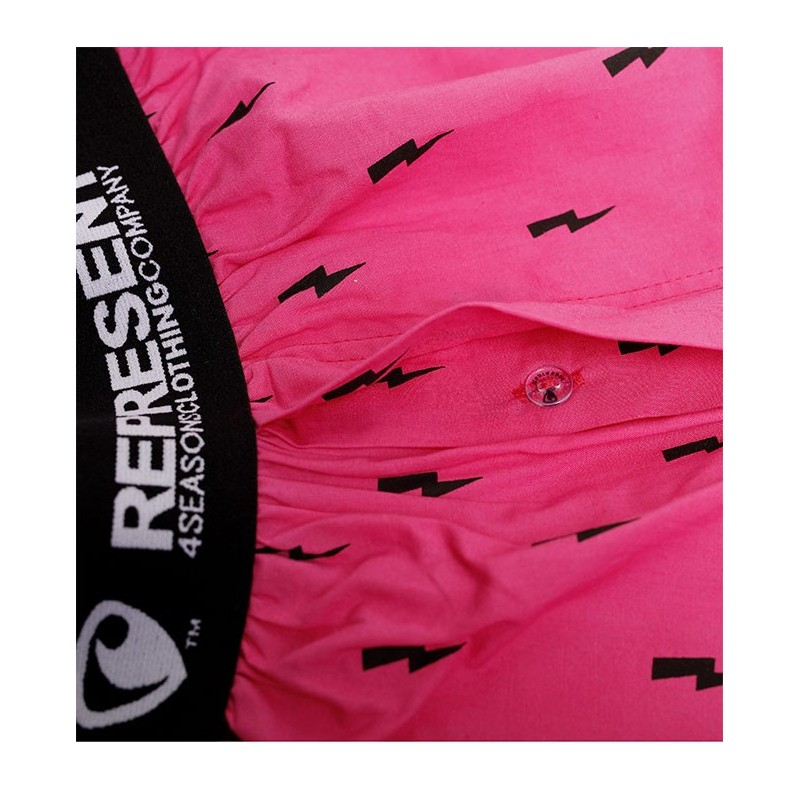 Pánské Boxerky Represent Exclusive Pink