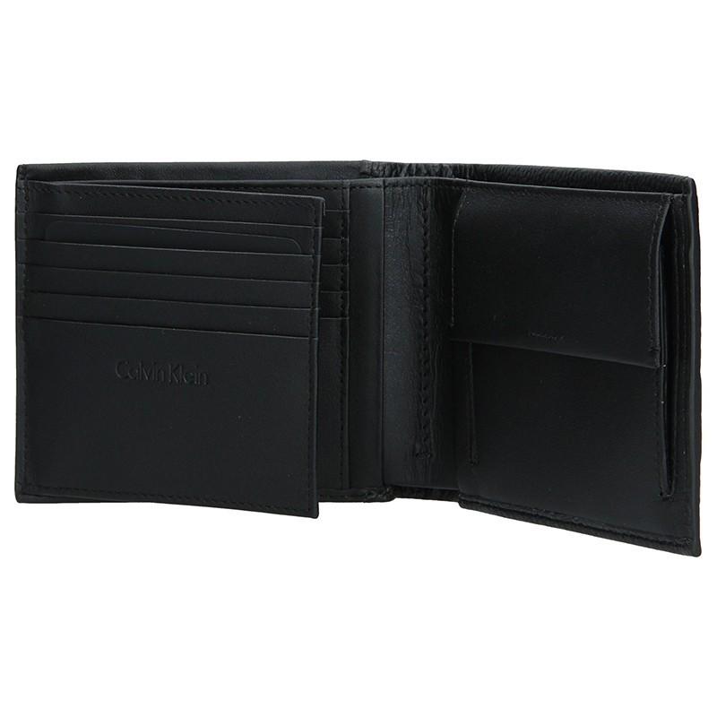 Pánská kožená peněženka Calvin Klein Lenon bbf7dfa3794
