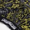 Pánské Boxerky Represent Exclusive Metal - žlutá
