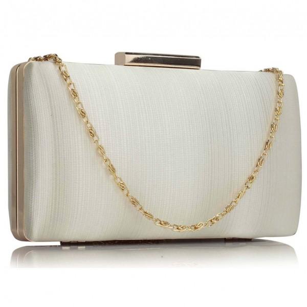 Dámské psaníčko LS Fashion Holly - ivory