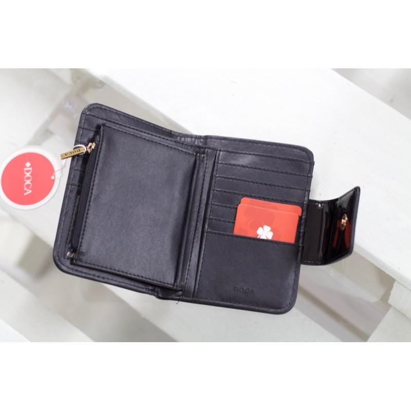 Dámská peněženka Doca 64838 - černá
