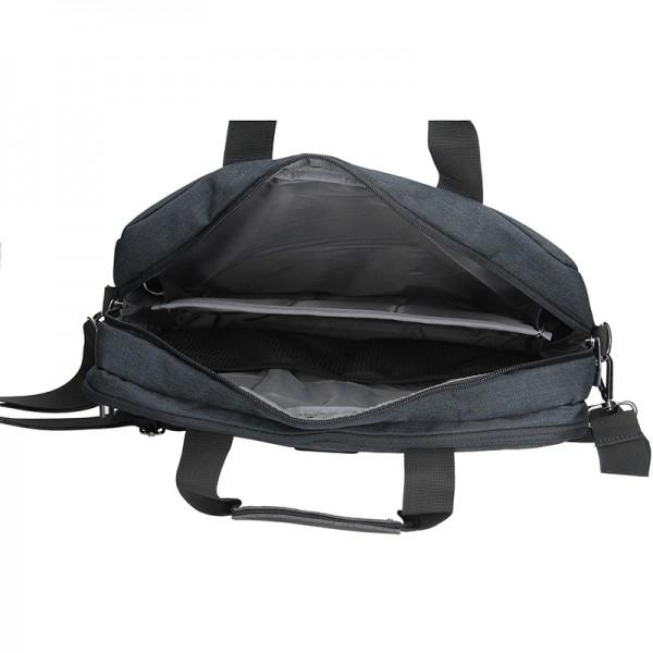 Pánská taška přes rameno Enrico Benetti Paul - černá