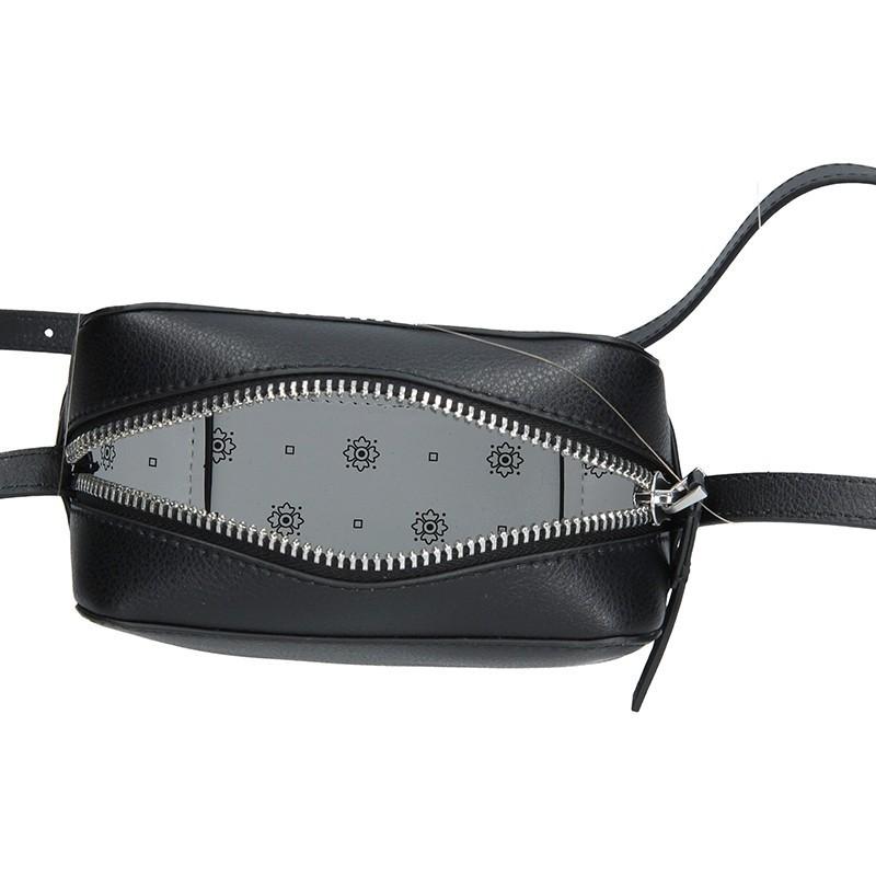 Dámská crossbody kabelka Calvin Klein Small Splatter - černá. Dámská crossbody  kabelka Calvin Klein Small Splatter - černá 44c4441e27e