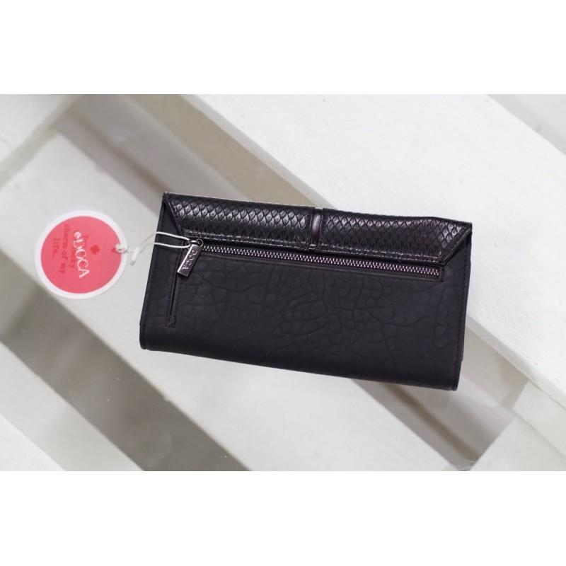Dámská peněženka Doca 64780 - černá