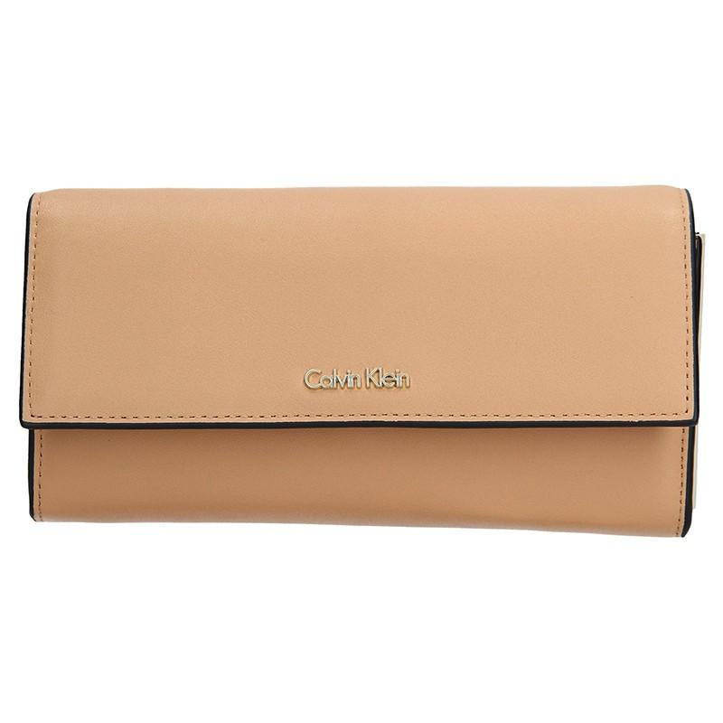 Dámská kožená peněženka Calvin Klein Apolen -