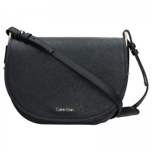 Dámská crossbody kabelka Calvin Klein Arch Large Saddle