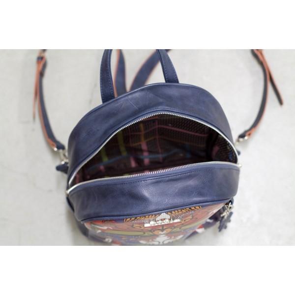 Dámský batůžek Doca 13156 - černá