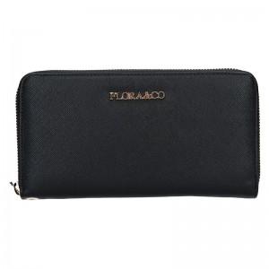 Dámská peněženka FLORA&CO Joana - černá
