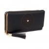 Dámská peněženka Doca 64768- černá