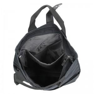 Unisex taška přes rameno Enrico Benetti Amos - černá