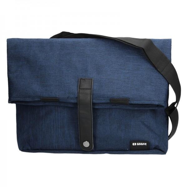 Unisex taška přes rameno Enrico Benetti Amos - modrá