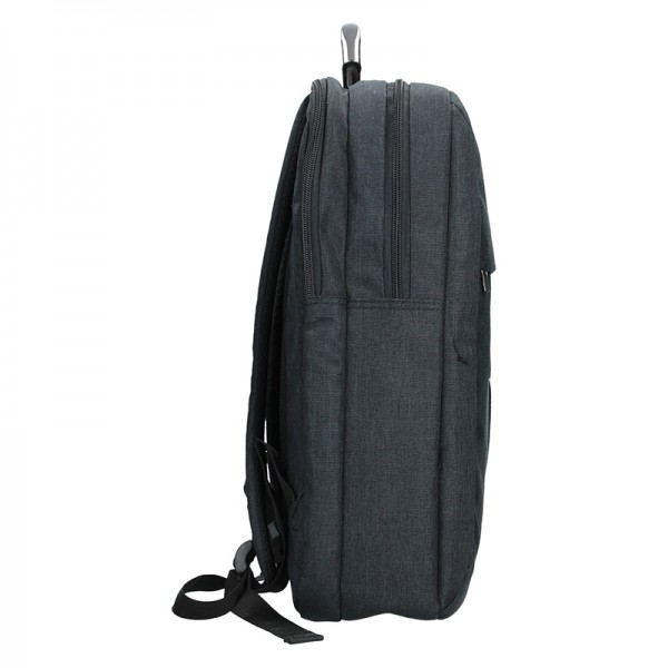Pánský batoh Enrico Benetti Boldn - černá