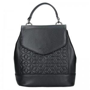 Dámský batoh Hexagona 465363 - černá