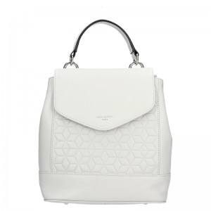Dámský batoh Hexagona 465363 - perlová
