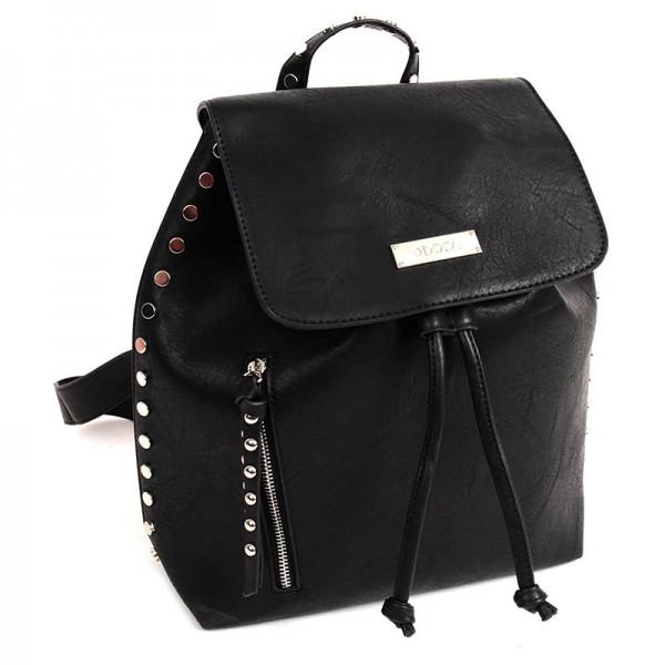 Dámský batůžek Doca 13389 - černá
