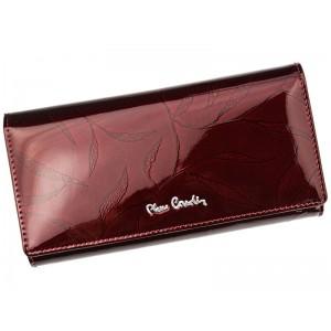 Dámská kožená peněženka Pierre Cardin Eliška - bordó