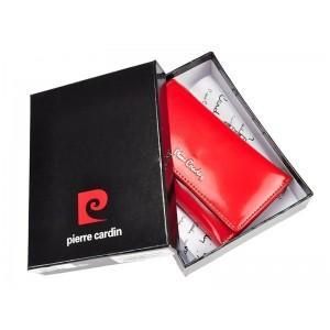 Dámská kožená peněženka Pierre Cardin Silva - černá