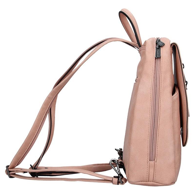 Dámský batoh Hexagona Liliam - růžová