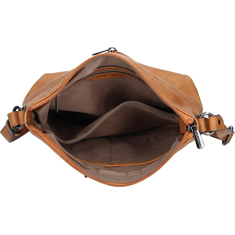 Dámská kabelka Hexagona 315314 - hnědá