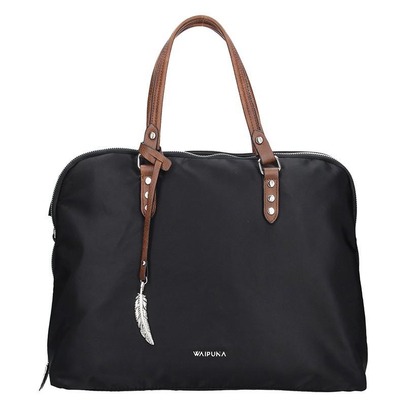 Dámská kabelka Waipuna Marta - černá
