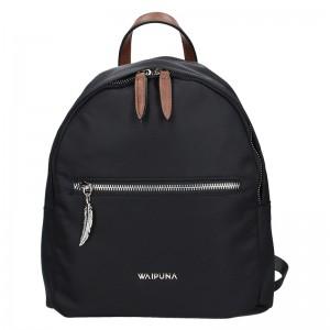 Dámský batoh Waipuna Jolana - černá