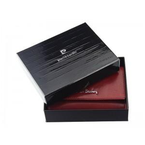 Dámská kožená peněženka Pierre Cardin Emma - černá