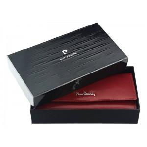 Dámská kožená peněženka Pierre Cardin Andrea - černá