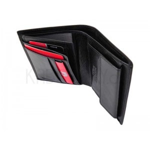 Pánská kožená peněženka Pierre Cardin Bruno - hnědá