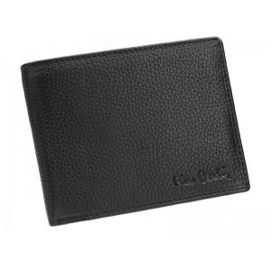 Pánská kožená peněženka Pierre Cardin Lucas - černá