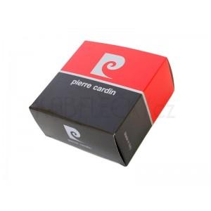Kožený pánský světle hnědý opasek Pierre Cardin 5101