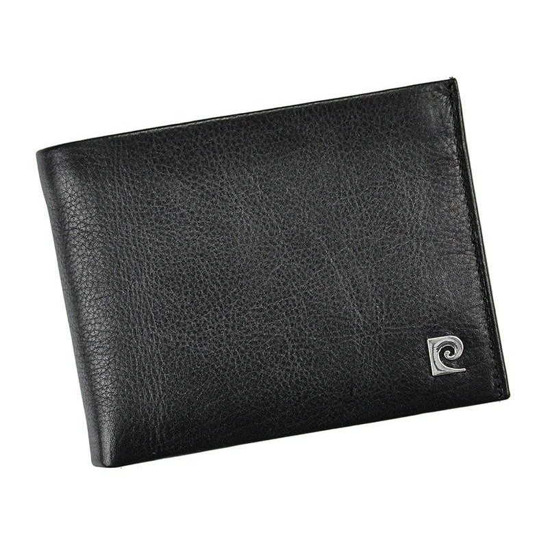 Pánská kožená peněženka Pierre Cardin Augustus - černá