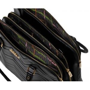 Dámská kabelka Doca 13440 - černá