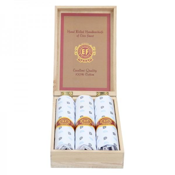 Panské kapesníky v luxusní sadě ETEX Carmel