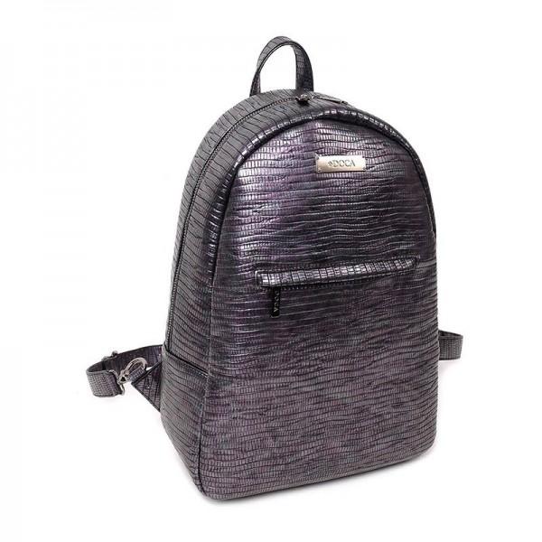 Dámský batůžek Doca 12943 - fialová