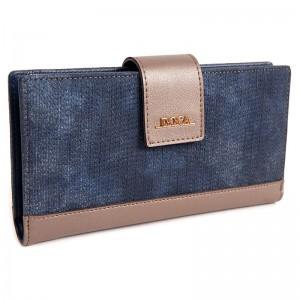 Dámská peněženka Doca 64971 - modrá