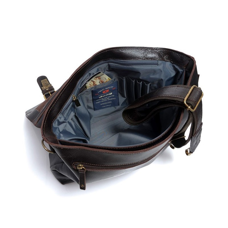 Pánská taška Daag JAZZY PARTY 16 - hnědá
