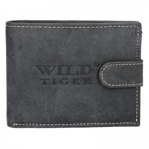 Pánská kožená peněženka Always Wild Coffe - hnědá