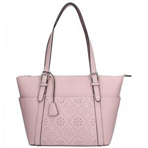 Dámská kabelka Hexagona 305247 - růžová