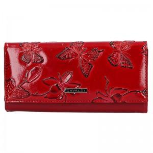 Dámská peněženka Cavaldi Apolen - červená