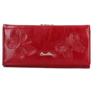 Dámská peněženka Cavaldi Linda - červená