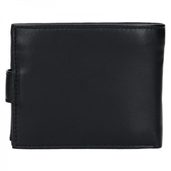 Pánská kožená peněženka Pierre Cardin Indego - černá