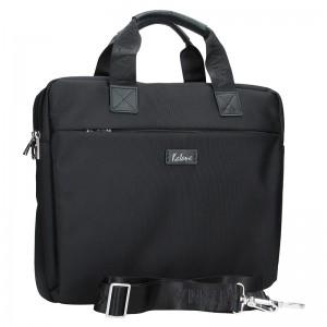 Pánská taška přes rameno Katana Theodor - černá