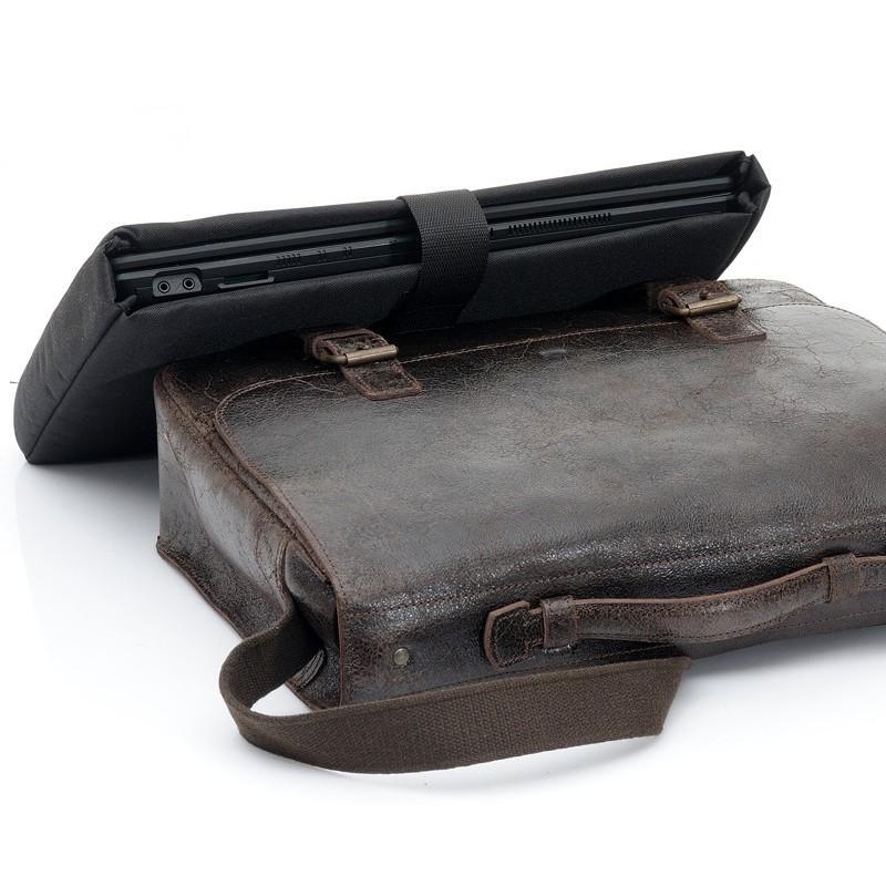 Pánská taška Daag JAZZY WANTED 24 VULCANO - hnědá