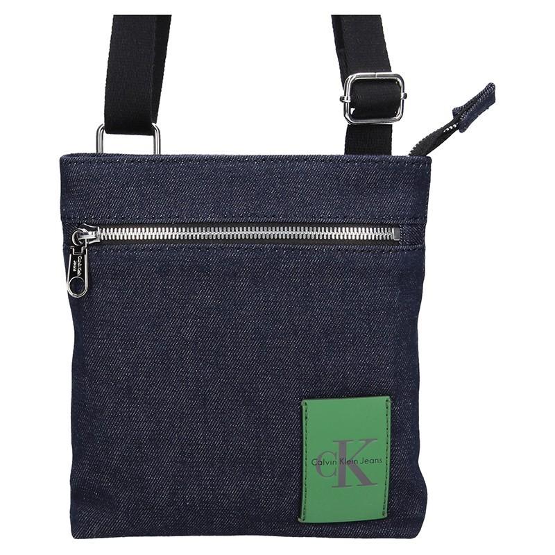 Pánská taška přes rameno Calvin Klein Micro Flat Denim