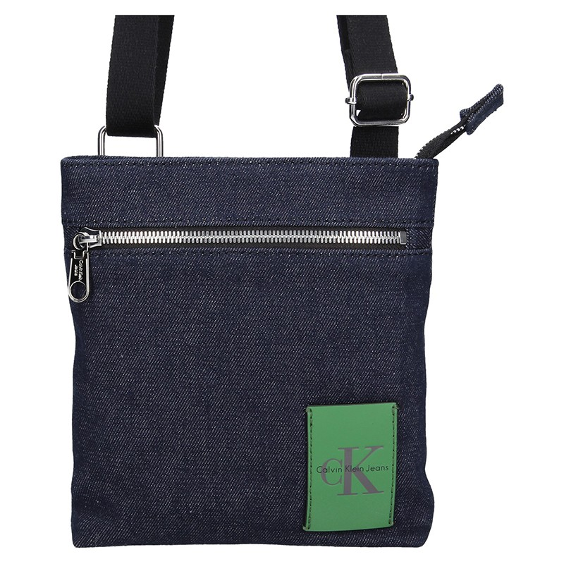 Pánská taška přes rameno Calvin Klein Micro Flat Denim 5e9d9749667