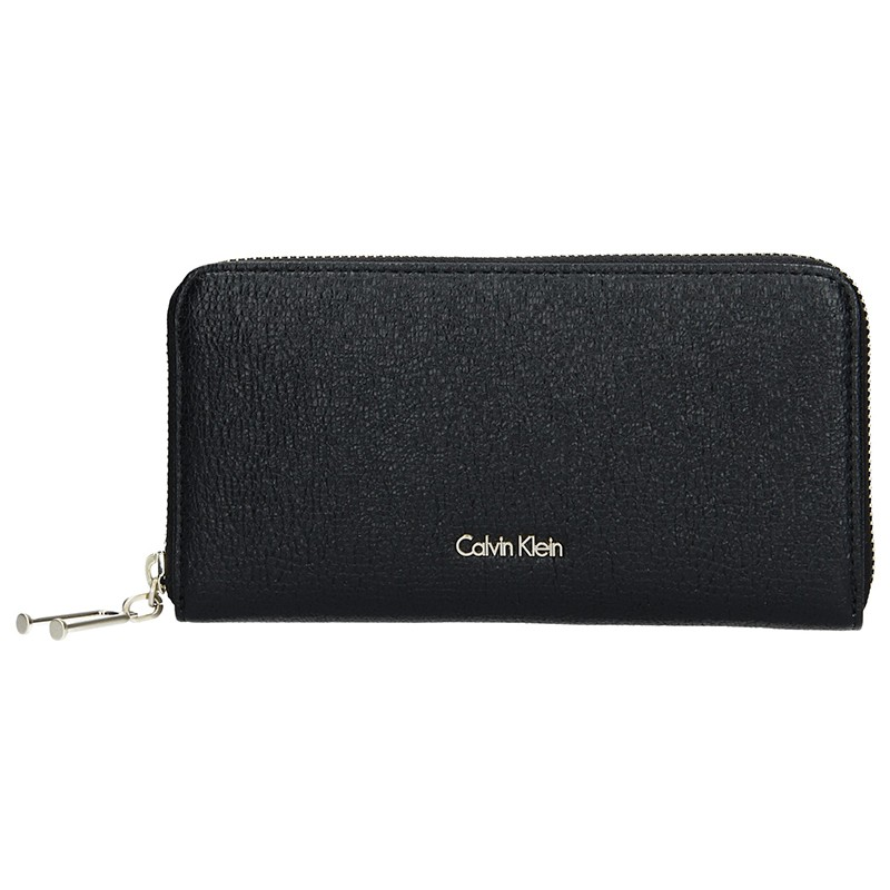 Dámská peněženka Calvin Klein Erika - černá