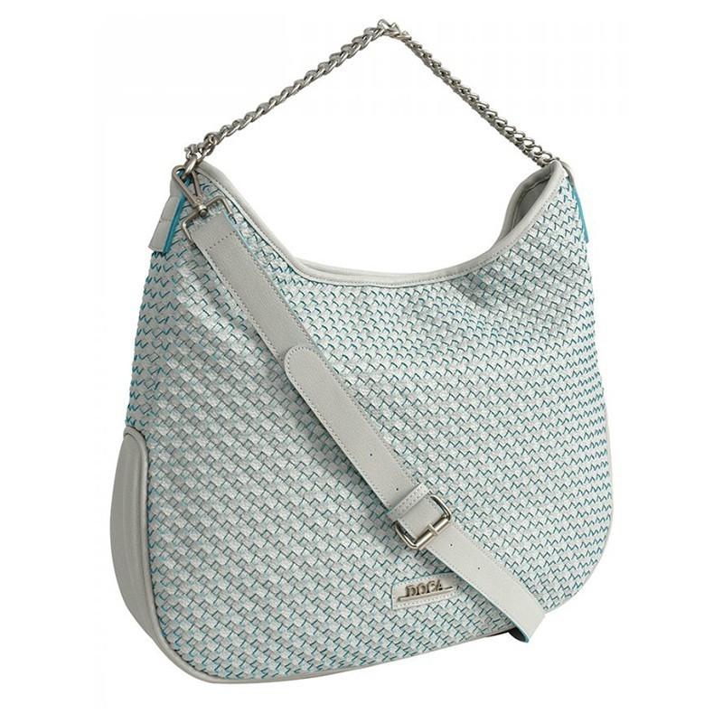 Dámská kabelka Doca 12158 - modrá