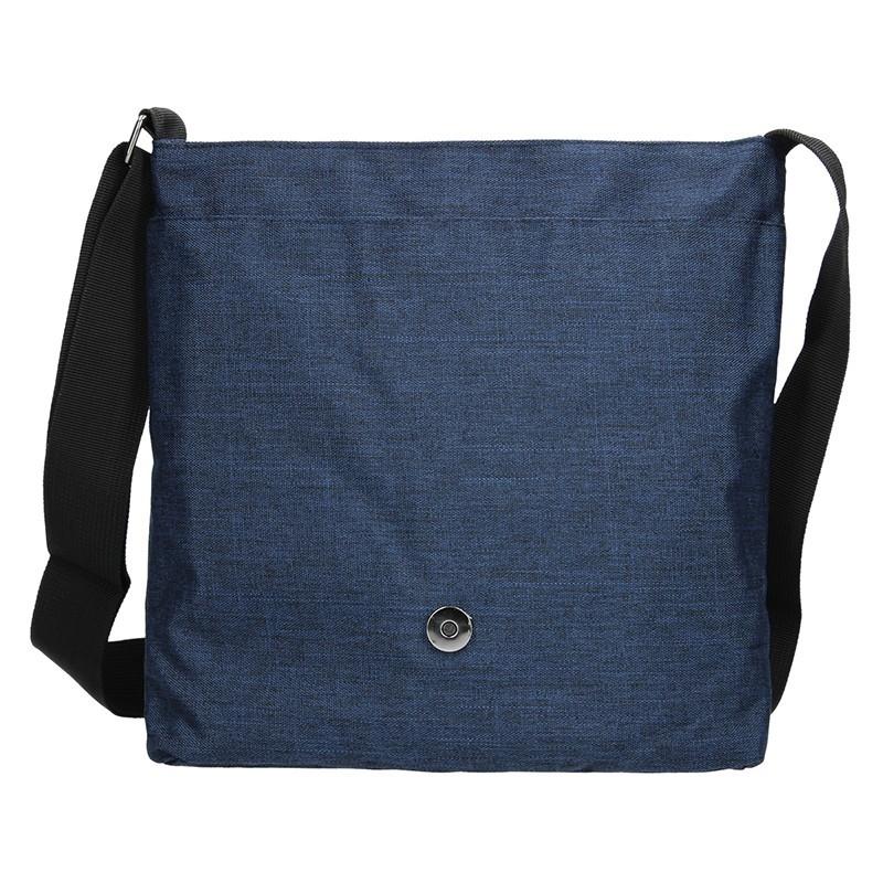 Pánská taška přes rameno Enrico Benetti Eric - šedá